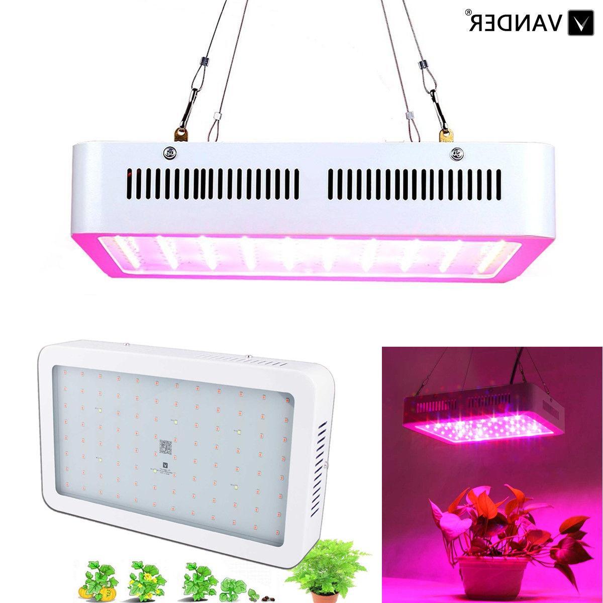 Hydro 2000W LED Grow Light Full Panel For Flower Medical