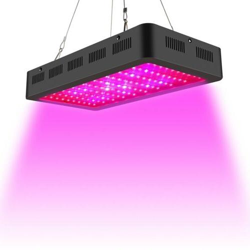 Hydro 600W LED Grow Light Full Spectrum For Indoor Veg Flowe