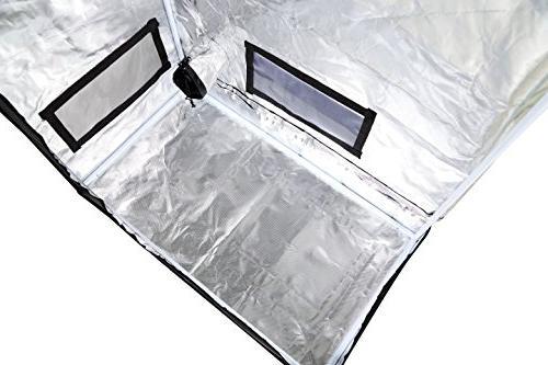 iPower Hydroponic Grow Window, Tool Light and Growing