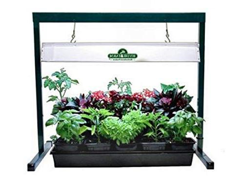 HYDROFARM Jump Hydroponic Grow Stand for Plants JS10065