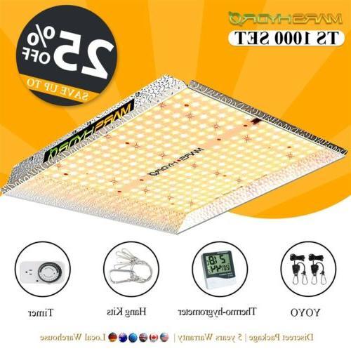 Mars Hydro TS 1000W LED Grow Light Full Spectrum for Indoor