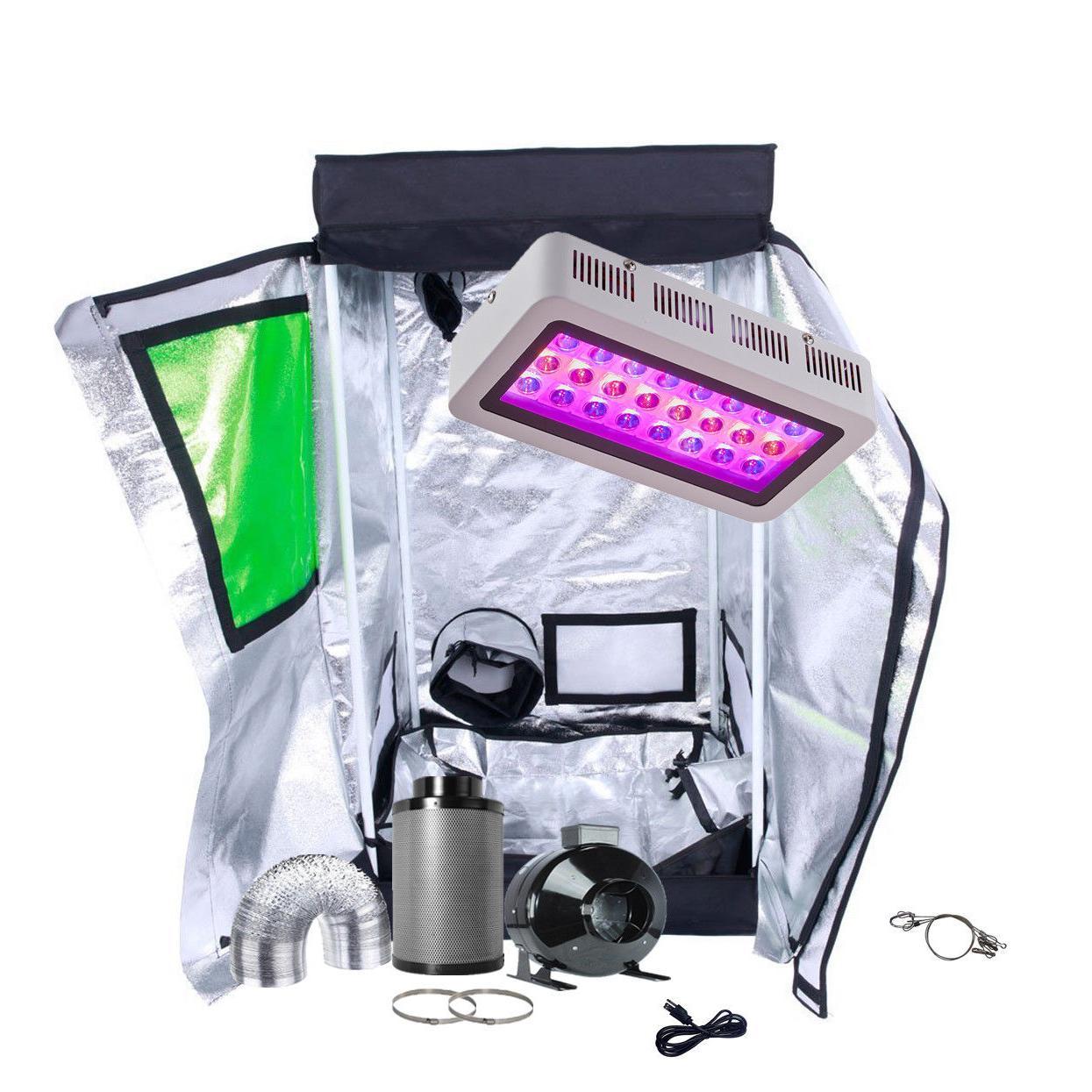 TopoGrow LED Light Kit+600D Kit