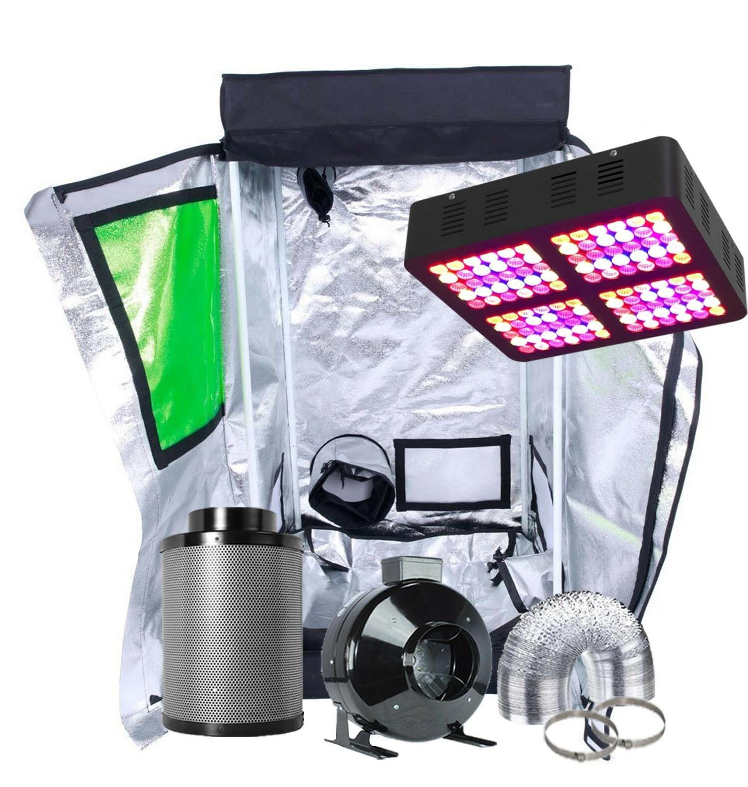 TopoGrow Light Kit Indoor Grow