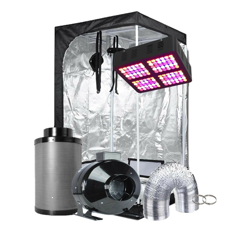 led 600w grow light kit indoor grow