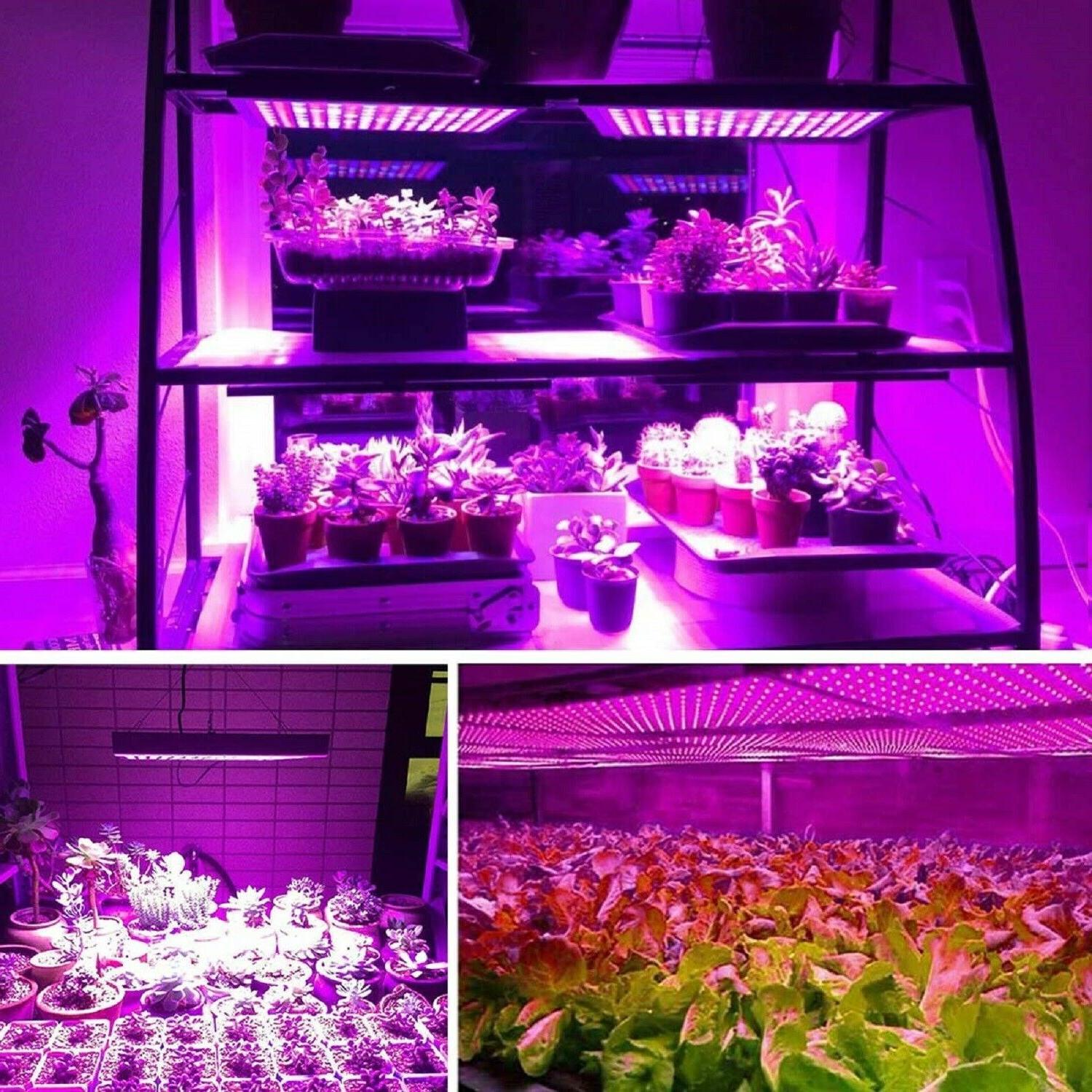 LED Light 225 LED Growing Lamp Indoor
