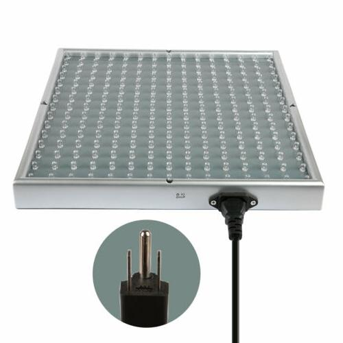 LED Grow Light 225LED UV IR Growing Lamp for Indoor Hydroponic Plant