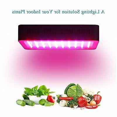 Lightimetunnel Led 300W Full Spectrum Plant Grow Lights