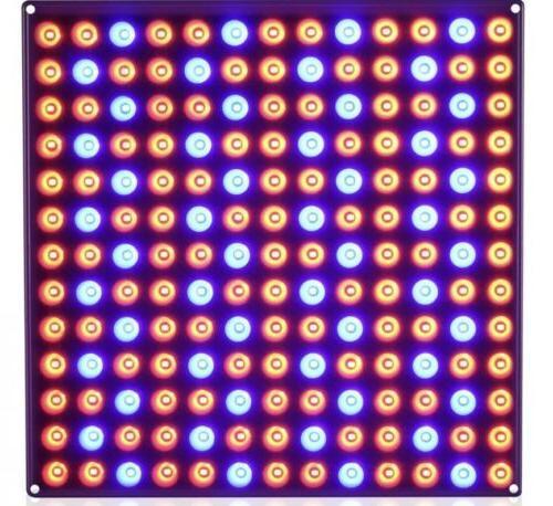 Hanging LED Grow Light, 45W Plant Light Bulbs Reflector Grow
