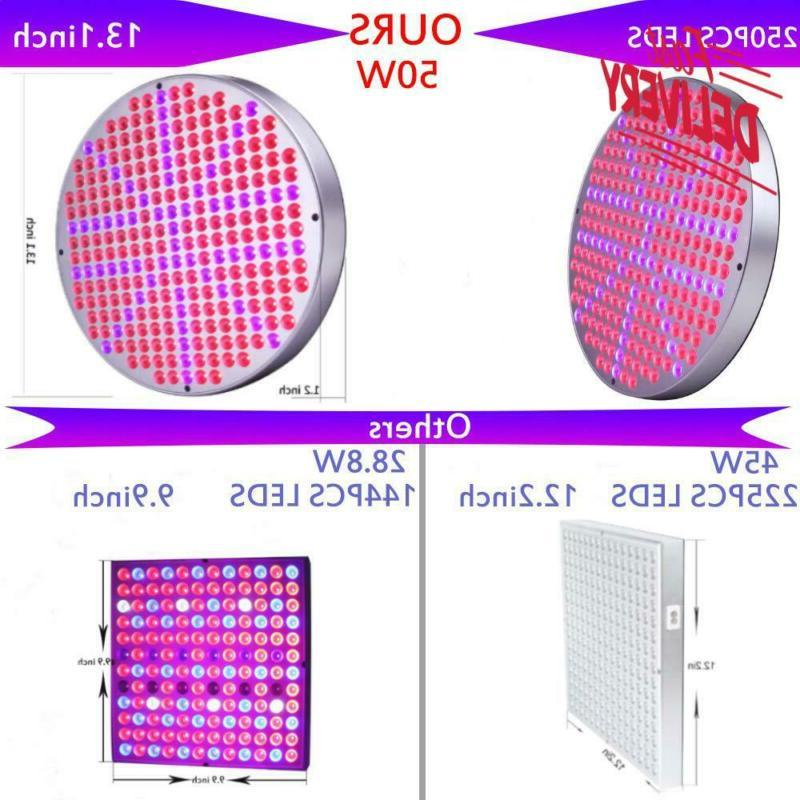 Led Grow 50W Grow Lights Indoor Ufo Leds Sp