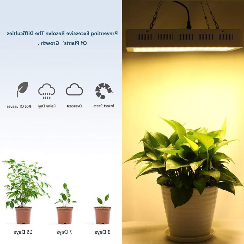 led grow light 5w series 300w plant