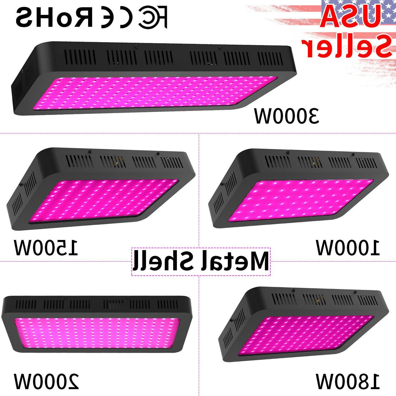 led grow light 600w 1000w 1200w 1800w