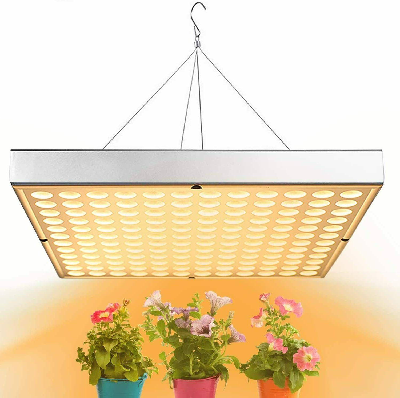 LED Grow Light for Indoor Plants, Upgrade 75W Sunlike Full S