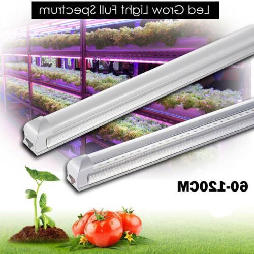 led grow light full spectrum t8 integrated