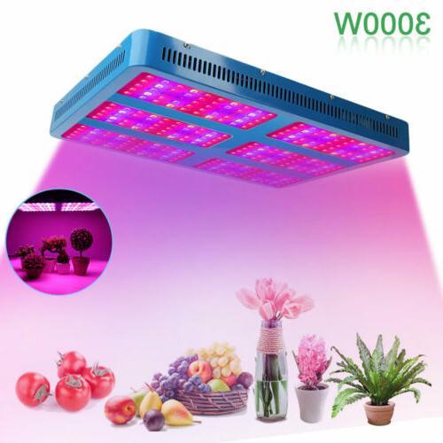 LED Grow Light Spectrum Indoor Flower