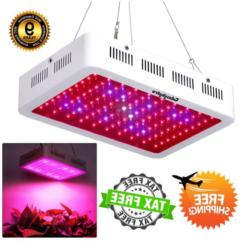 led grow light galaxyhydro series 300w indoor