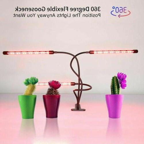 LED Light Plant Growing Lamp Indoor Hydroponics