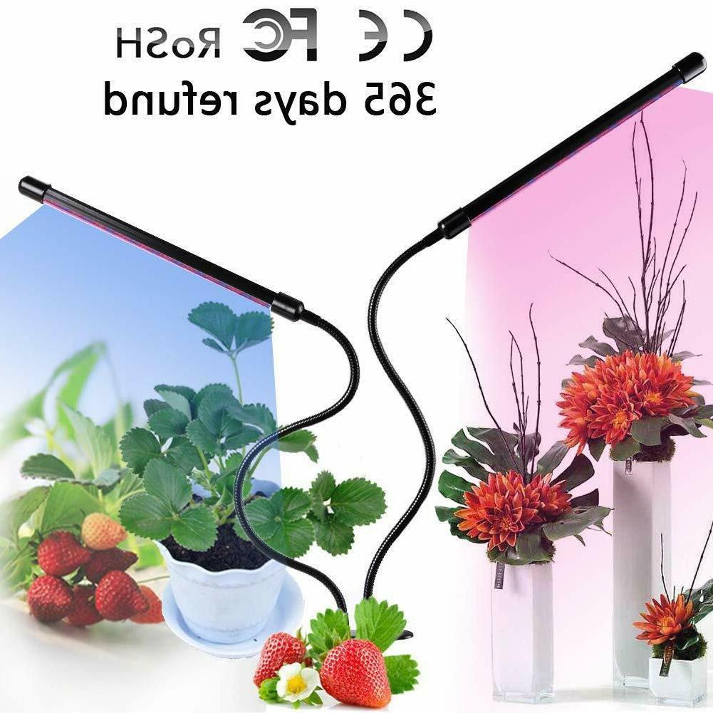 LED Plant Growing Lamp Clip for Plants Hydroponics