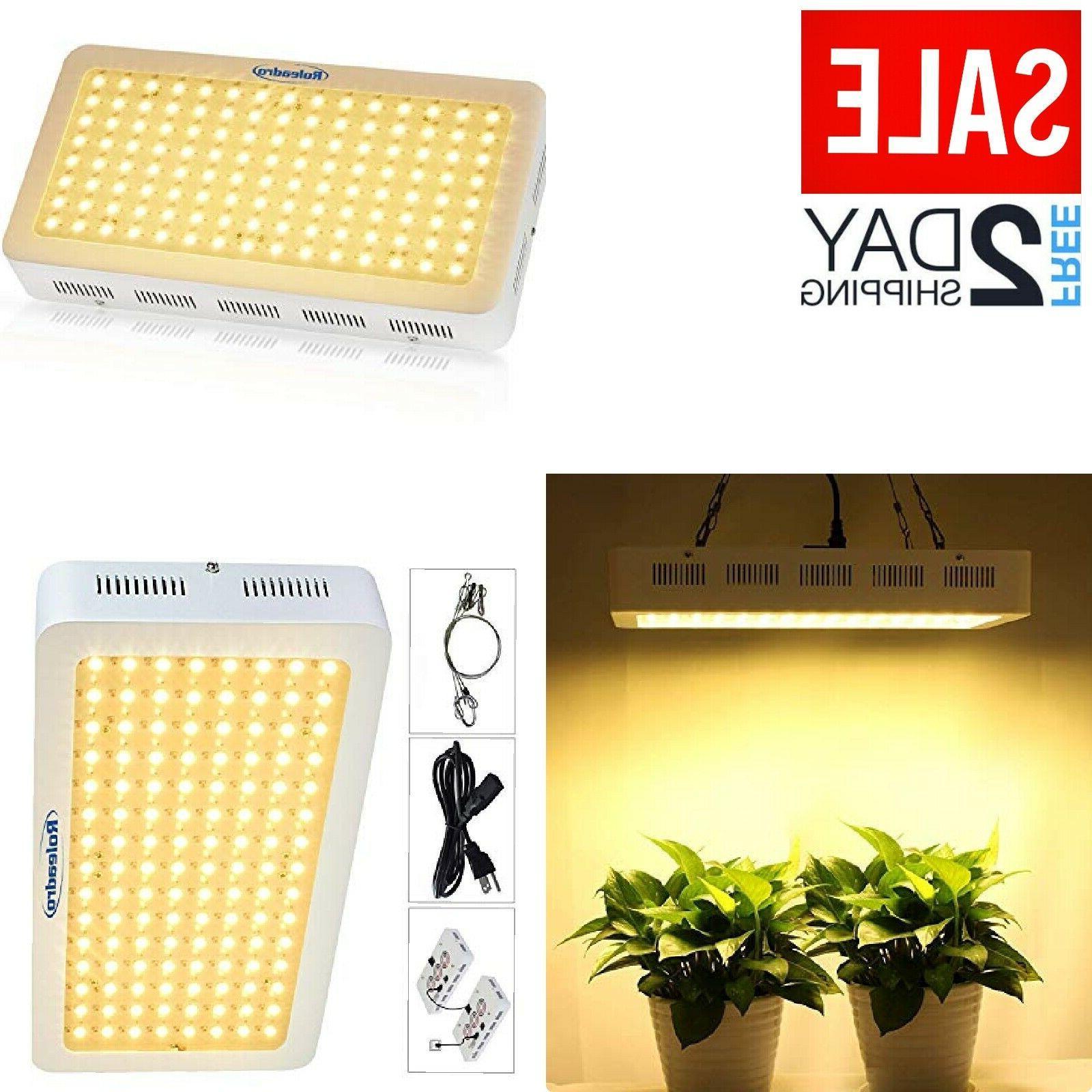 led plant grow light 2nd generation 1200w