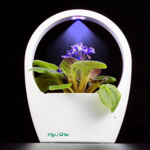 led plant grow light kit indoor herb