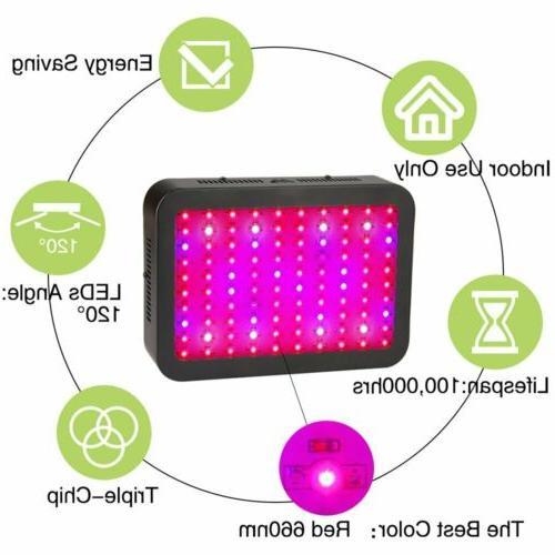 Morsen Light Spectrum Light Indoor Plant Lamp