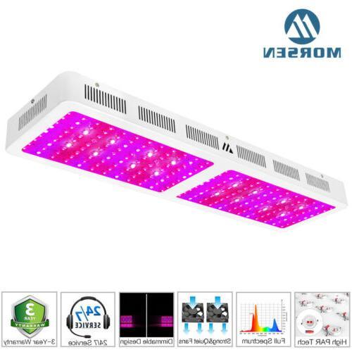🌾 Morsen M-2400w Plus Dimmable Switch Full Spectrum LED G