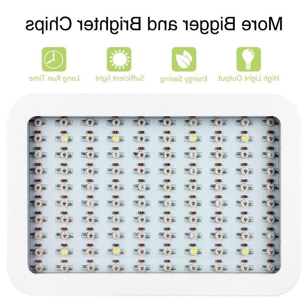 Morsen Full Spectrum Led Light Veg