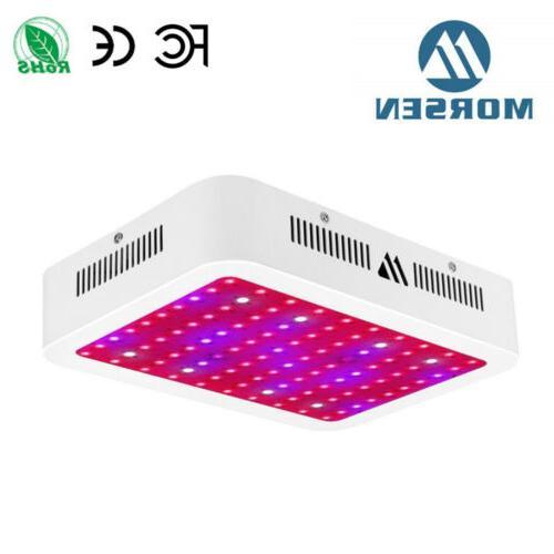 m series 600w full spectrum led grow