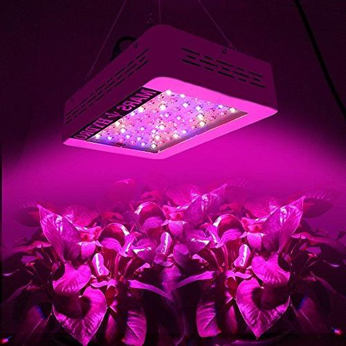 MarsHydro LED 300W 600W Spectrum Hydroponic Plants Flower