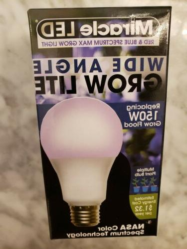 miracle led commercial hydroponic max grow lite