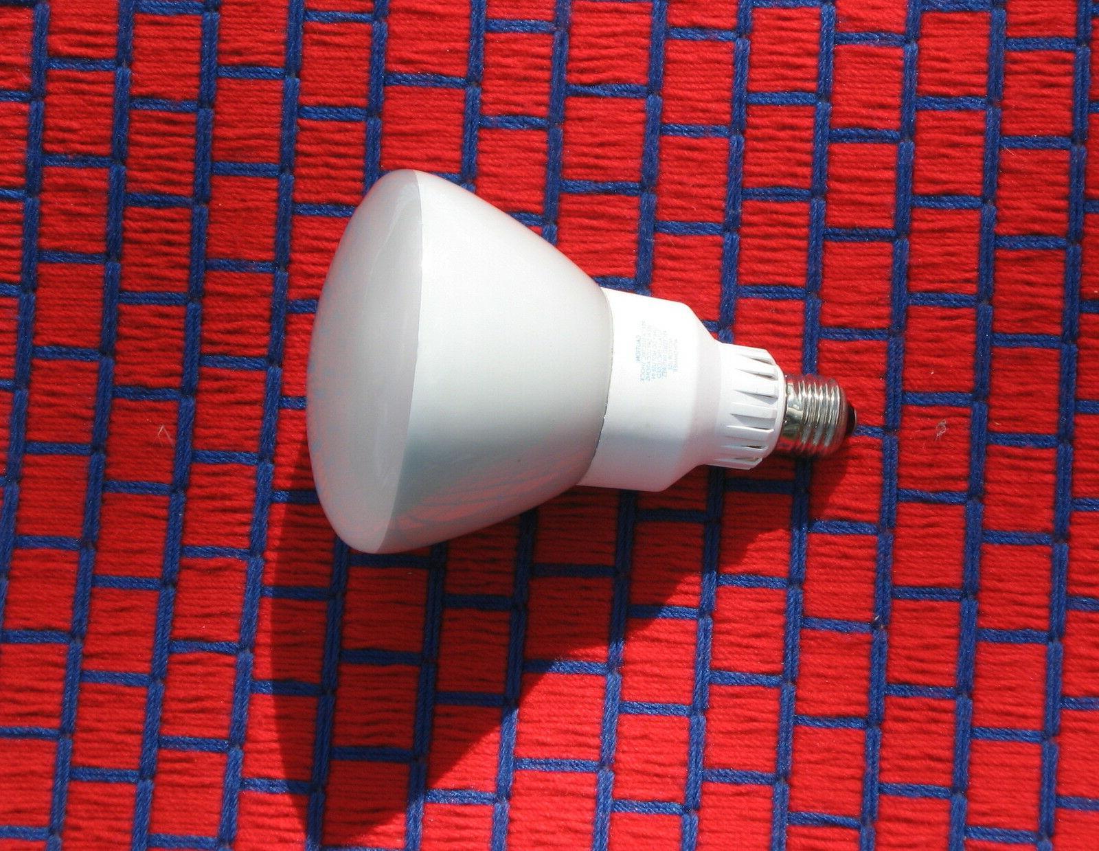 NEW Compact fluorescent 20w FLOOD R40 & grow light BULB CFL