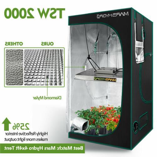 Mars 600W 1000W 3000W Grow Light for Veg