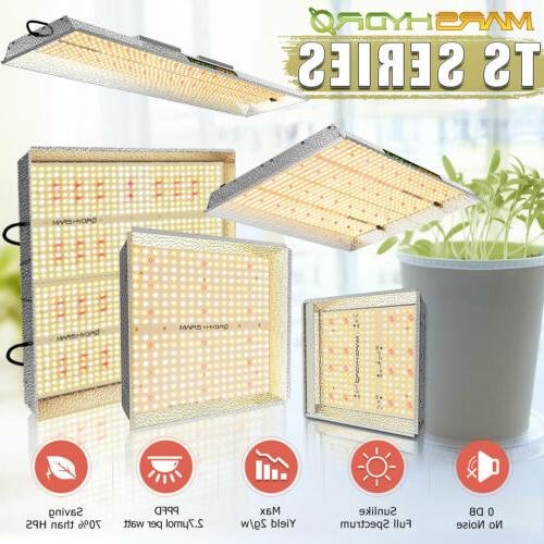 Mars Hydro TS 600W 1000W 2000W 3000W LED Grow Light Full Spe