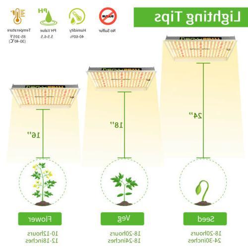 Mars TS Grow Light for Veg