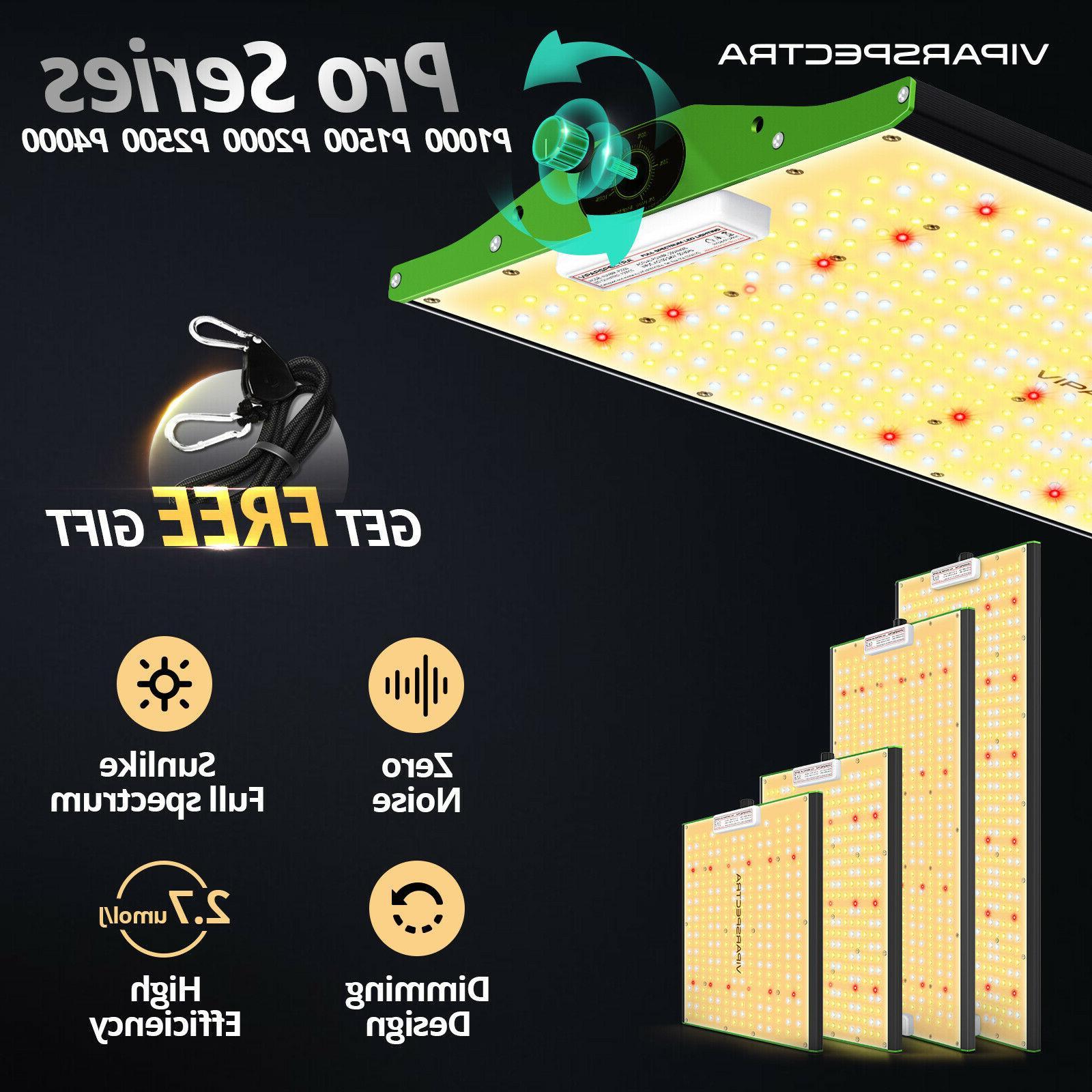 VIPARSPECTRA P1000 P1500 P2000 P2500 LED Grow Light Full Spe