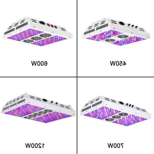 par series 450w 600w 700w 1200w led