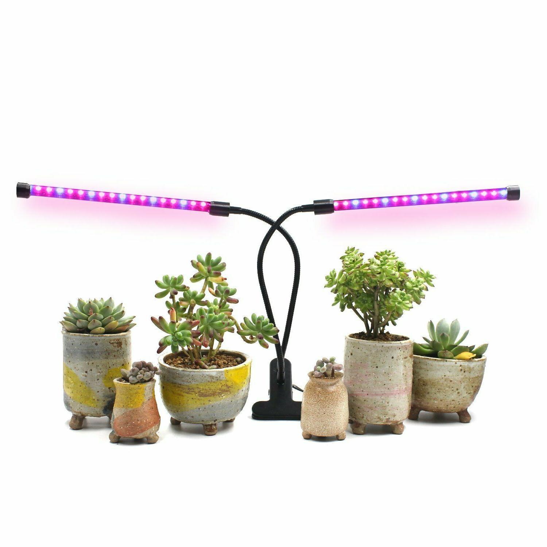 PLANT Dual Head Indoor Lamp