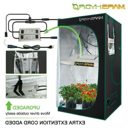 Mars Hydro 2000W Led Grow Thermo-hygrometer Timer