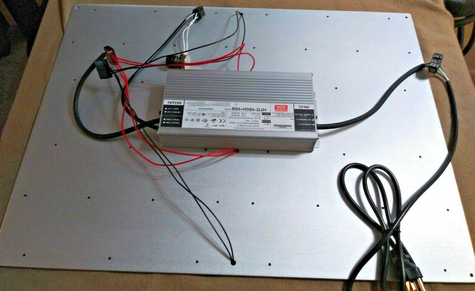 QUANTUM Light 550 V3 3.5k+660nm w/ HLG-480 driver
