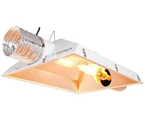 Air Grow Light Reflectors w/ Dual Lamps |