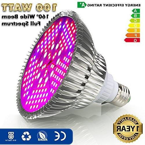 real grow light 100w