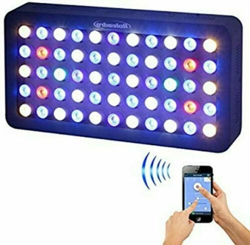 reef led light wifi and manual control