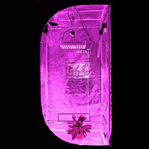 MORSEN Reflector-Series 1200W LED Grow Light Full for