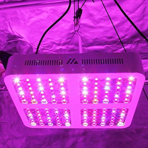 Morsen 1200W LED Light Full Grow Light Indoor Plants