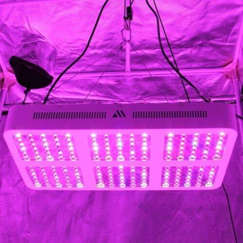 Morsen S Series 1800W LED Grow Light and for Indoor