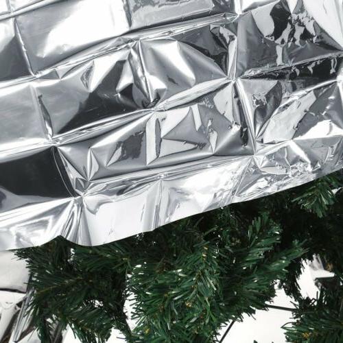 Silver Plant Garden Indoor Light Accessories