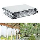 82 x 47 Inch Silver Plant Reflective Film Grow Light Accesso
