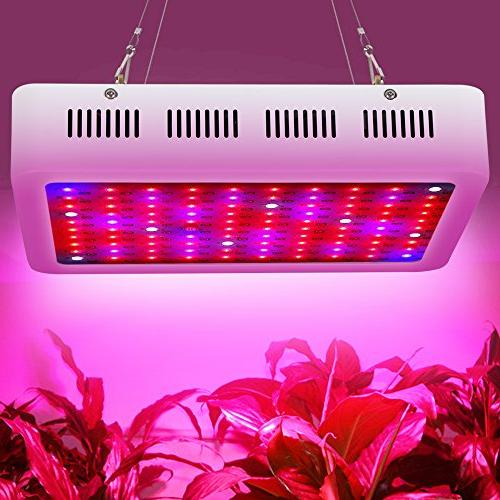 T-SUN Grow IP44 Waterproof,Square Panel Led for Indoor AC