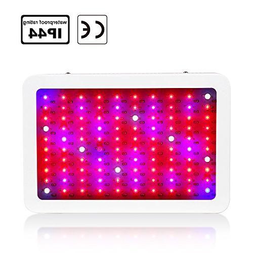 T-SUN Full LED Grow IP44 Led Light Indoor AC 85V~265V