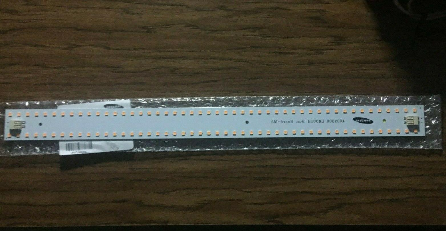 Sun diode 2700k Samsung lm301h 75w grow light Quantum Strip