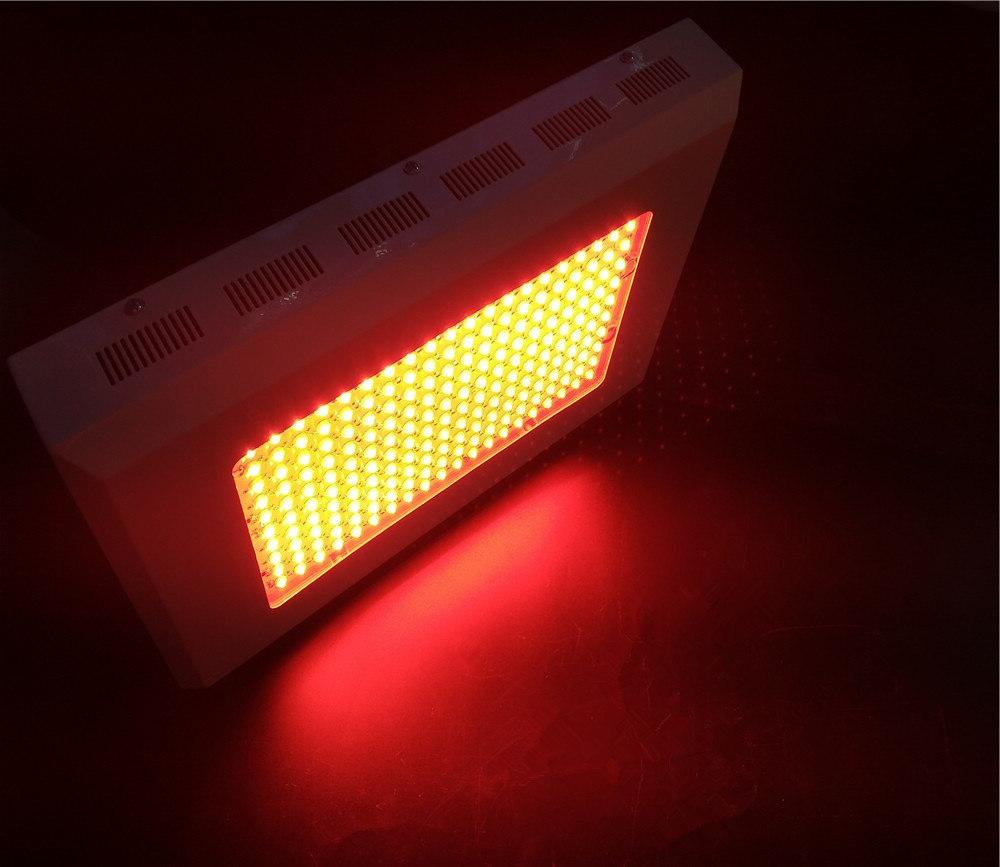 Super New 600W LED <font><b>Grow</b></font> red Spectrum 630nm Hydroponics <font><b>Watt</b></font> <font><b>Grow</b></font> Fast Shipping